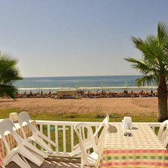 Hane Sun Hotel Сиде пляж
