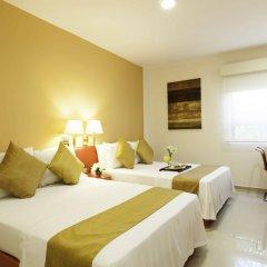 Отель Mision Express Merida Altabrisa комната для гостей фото 2