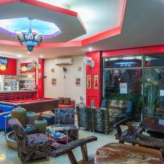 Отель Pattaya Holiday Lodge Паттайя детские мероприятия