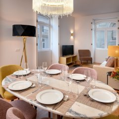 Отель Ouro Grand By Level Residences Лиссабон в номере фото 2