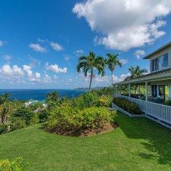 Отель Blue Heaven by Jamaican Treasures пляж фото 2