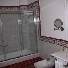 Отель Cortijo de Ducha Испания, Пуэрто Де Санта Мария - отзывы, цены и фото номеров - забронировать отель Cortijo de Ducha онлайн ванная