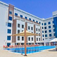 Отель Hili Rayhaan By Rotana ОАЭ, Эль-Айн - отзывы, цены и фото номеров - забронировать отель Hili Rayhaan By Rotana онлайн бассейн фото 3