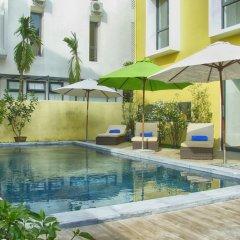 Отель Hoa Co Villas бассейн фото 2