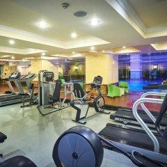 Sherwood Residence Hotel фитнесс-зал