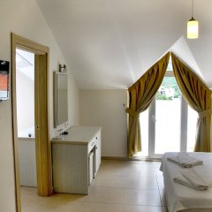 Akdeniz Beach Hotel Турция, Олюдениз - 1 отзыв об отеле, цены и фото номеров - забронировать отель Akdeniz Beach Hotel онлайн удобства в номере фото 2