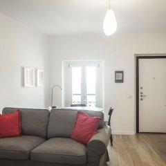 Апартаменты Brera Apartments in Moscova Милан комната для гостей фото 3