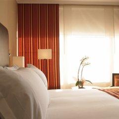 Отель Pullman Madrid Airport & Feria Мадрид комната для гостей