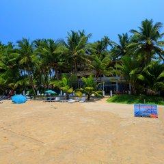 Отель Jaga Bay Resort пляж