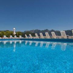 Hotel Graal Равелло бассейн