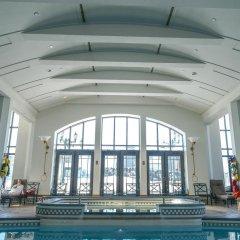 Отель Fairmont Le Chateau Frontenac Канада, Квебек - отзывы, цены и фото номеров - забронировать отель Fairmont Le Chateau Frontenac онлайн бассейн фото 2