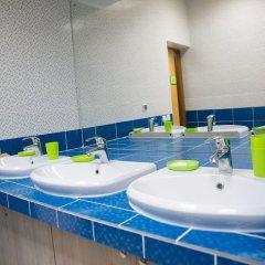 Cucumber Hostel ванная