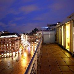 Boutique Hotel Am Stephansplatz балкон