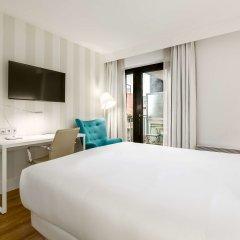 Отель NH Brussels Grand Place Arenberg комната для гостей фото 2