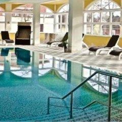 Отель Ferienpark Markgrafenheide Германия, Росток - отзывы, цены и фото номеров - забронировать отель Ferienpark Markgrafenheide онлайн бассейн фото 3