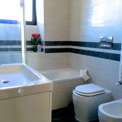 Отель MyPad in Rome ванная
