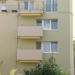 Апартаменты Suite Apartments By Livingdowntown Цюрих вид на фасад