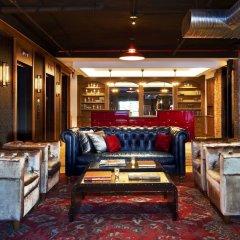 Arthouse Hotel New York City интерьер отеля
