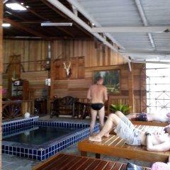 Мини-отель The Guest House бассейн