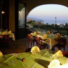 San Domenico Family Hotel Скалея питание