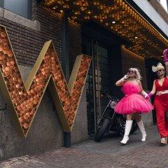 Отель W Amsterdam Нидерланды, Амстердам - отзывы, цены и фото номеров - забронировать отель W Amsterdam онлайн развлечения