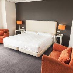 Hotel Balneario Termaeuropa Playa De Coma Ruga комната для гостей фото 2