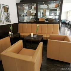 Отель Fleming'S Schwabing Мюнхен гостиничный бар