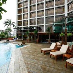 Village Hotel Bugis бассейн фото 2