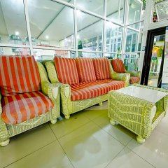 Отель Anantra Pattaya Resort by CPG интерьер отеля