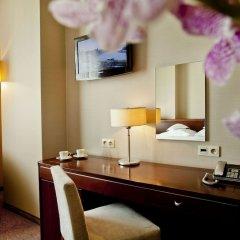 Отель Kossak Hotel Польша, Краков - 1 отзыв об отеле, цены и фото номеров - забронировать отель Kossak Hotel онлайн удобства в номере фото 2