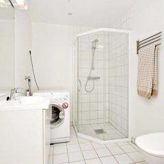 Отель Siddis Apartment Sentrum 9 Норвегия, Ставангер - отзывы, цены и фото номеров - забронировать отель Siddis Apartment Sentrum 9 онлайн ванная