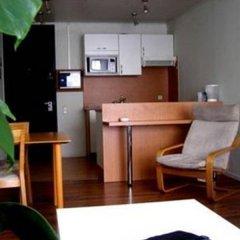 Отель New Continental Business Flats Брюссель удобства в номере