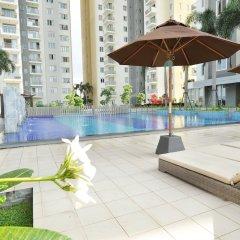 Отель Luxury Resort Apartment OnThree20 Шри-Ланка, Коломбо - отзывы, цены и фото номеров - забронировать отель Luxury Resort Apartment OnThree20 онлайн бассейн
