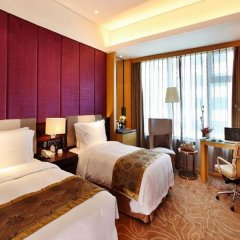 Отель Days Hotel & Suites Mingfa Xiamen Китай, Сямынь - отзывы, цены и фото номеров - забронировать отель Days Hotel & Suites Mingfa Xiamen онлайн комната для гостей фото 5