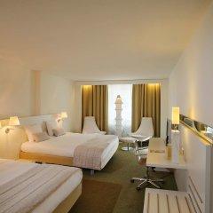 Отель NH Brussels Bloom комната для гостей фото 2