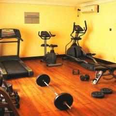 The Westwood Hotel Ikoyi Lagos фитнесс-зал