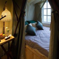 Отель Yolo Camping House Далат комната для гостей