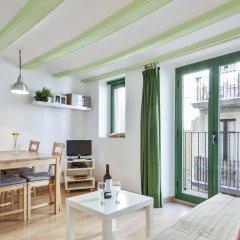Апартаменты Inside Barcelona Apartments Vidreria комната для гостей фото 5