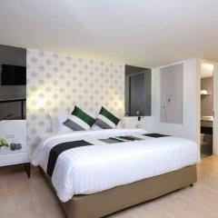 Отель Le D'Tel Bangkok Бангкок комната для гостей