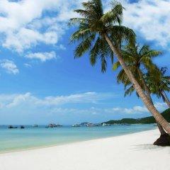 Отель Salinda Resort Phu Quoc Island пляж