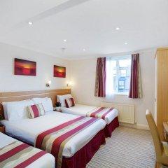 Queens Park Hotel 3* Стандартный номер с различными типами кроватей фото 3