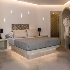 Отель Marvarit Suites Греция, Остров Санторини - отзывы, цены и фото номеров - забронировать отель Marvarit Suites онлайн комната для гостей фото 3