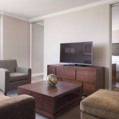 Отель Pacific Gateway Hotel Канада, Ричмонд - отзывы, цены и фото номеров - забронировать отель Pacific Gateway Hotel онлайн комната для гостей фото 2