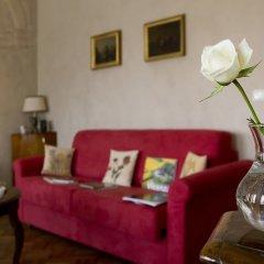 Отель Palazzina di Villa Valmarana Италия, Виченца - отзывы, цены и фото номеров - забронировать отель Palazzina di Villa Valmarana онлайн комната для гостей фото 4