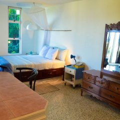 Отель Crystal Beach Studio Ямайка, Монтего-Бей - отзывы, цены и фото номеров - забронировать отель Crystal Beach Studio онлайн комната для гостей фото 3