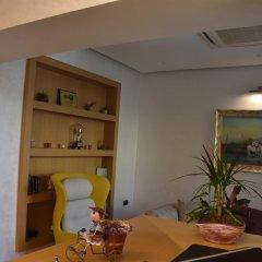 Отель Vila Alba Тирана в номере