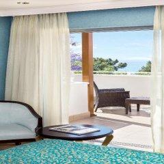 Отель Rixos Premium Bodrum - All Inclusive 5* Стандартный номер разные типы кроватей фото 9