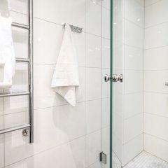 Отель Roost Ratakatu Финляндия, Хельсинки - отзывы, цены и фото номеров - забронировать отель Roost Ratakatu онлайн ванная фото 2