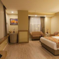 Grand Plaza Hotel Турция, Стамбул - отзывы, цены и фото номеров - забронировать отель Grand Plaza Hotel онлайн комната для гостей фото 5
