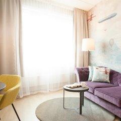 Отель Scandic Byporten Осло комната для гостей фото 3